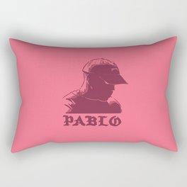 I Feel Like Pablo. Rectangular Pillow