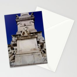 Monument aux girondins 1 Stationery Cards