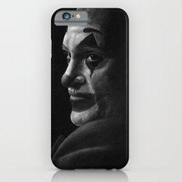 Joaquin Phoenix iPhone Case