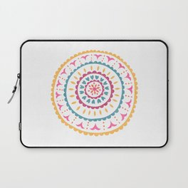 Suzani inspired floral 2 Laptop Sleeve