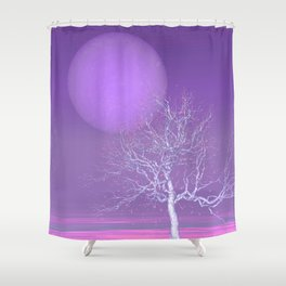 where are the peaceful times -2- Shower Curtain