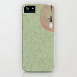 Feminine Collage II iPhone Case