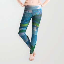 Cairns Esplanade Leggings