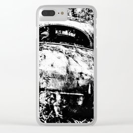 forlorn Clear iPhone Case