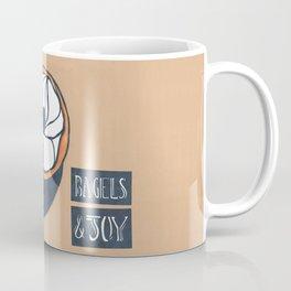Bagels & Joy Coffee Mug