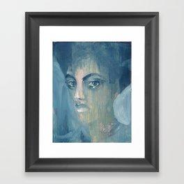 Lady of Grace Framed Art Print