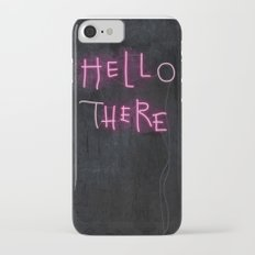 Hell Here iPhone 7 Slim Case