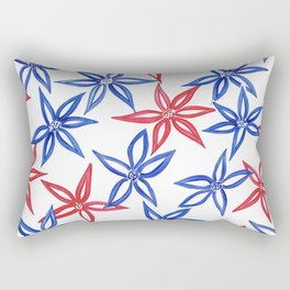 Simply flowers Rectangular Pillow