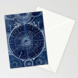 Celestial Map of the Universe Stationery Cards