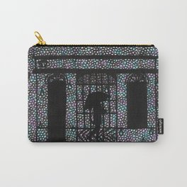 Rainy days and London Ways Carry-All Pouch