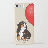 balloon iPhone & iPod Cases featuring Balloon by Meredith Mackworth-Praed
