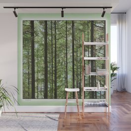 YOUNG FOREST Wall Mural