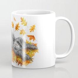 Scottie Dog Fall Fun Coffee Mug