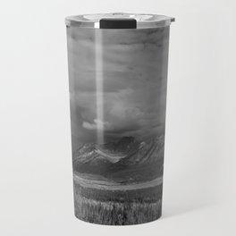 Matanuska Glacier Mono Travel Mug