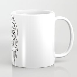 Tenement Lady Coffee Mug