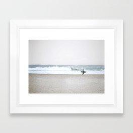 windwave Framed Art Print