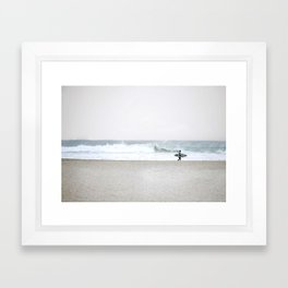 windwave Framed Art Print