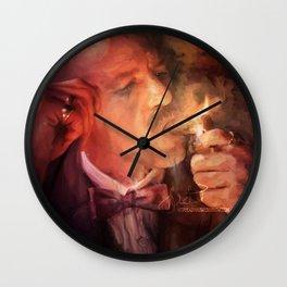 Arthur Shelby Wall Clock