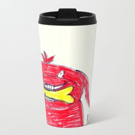 Clifford the Big Red Dog Travel Mug