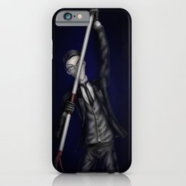 I'll Reap You iPhone Case