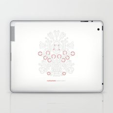 Hungarian Embroidery no.11 Laptop & iPad Skin