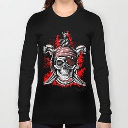 *** Ltd Edition: skull t-shirt Long Sleeve T-shirt