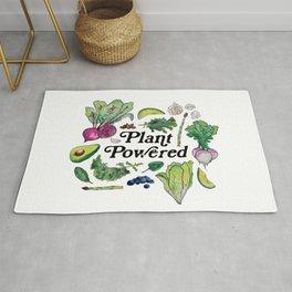 Plant Powered Rug