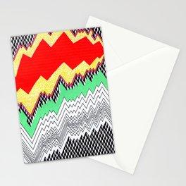 Isometric Harlequin #1 Stationery Cards