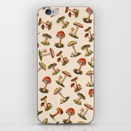 Magical Mushrooms iPhone Skin