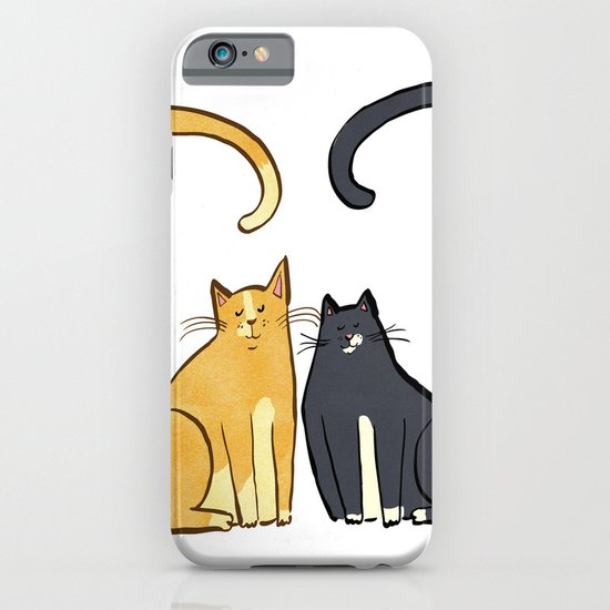 Love Cats iPhone & iPod Case