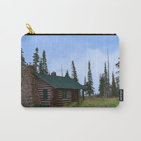 Let's Go Camping! Carry-All Pouch