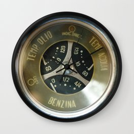 Alfa Romeo model Giulietta Sprint #3 Wall Clock