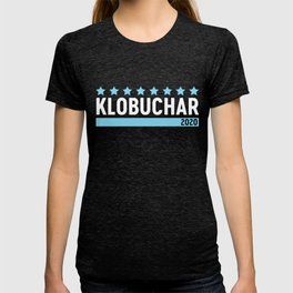 Elect Amy Klobuchar T-shirt