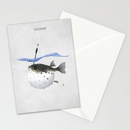 Take It Outside! Stationery Cards