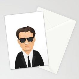 Mr. White - Harvey Keitel Stationery Cards
