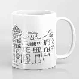 Huisjes by Mara Coffee Mug