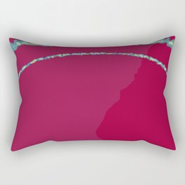Psychedelica Chroma XX Rectangular Pillow