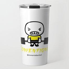 CONVENTIONAL Travel Mug
