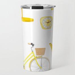 Yellow Collection Travel Mug