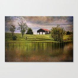 Kentucky CountrySide Canvas Print