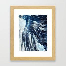 wood you Framed Art Print