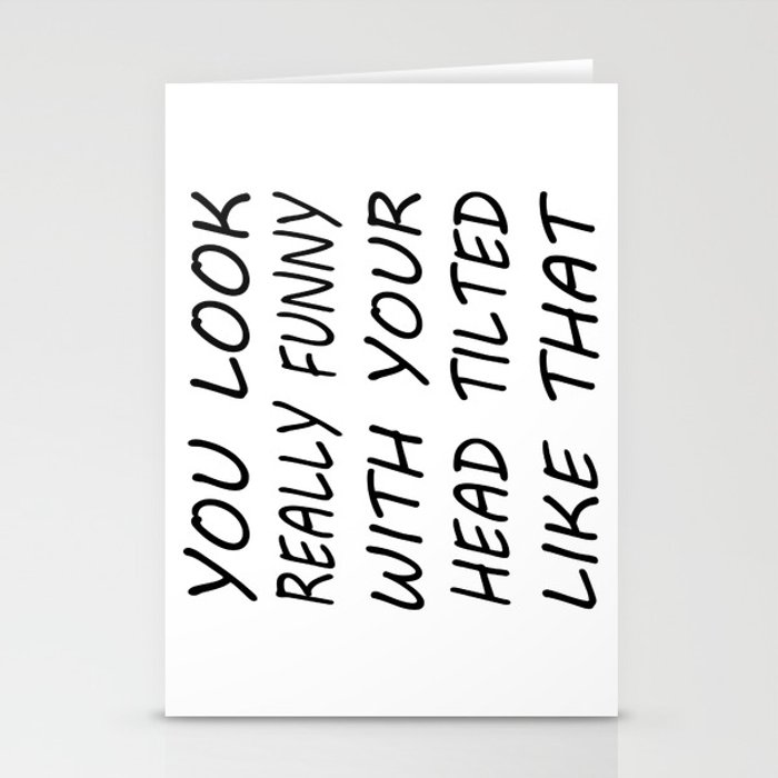 Another Perspective Stationery Cards