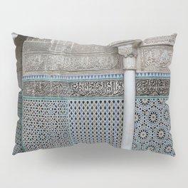 Marocco Columns Mosaic Pillow Sham