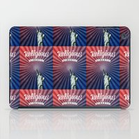 religious iPad Cases featuring Religious Liberty by politics