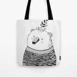Cutie Pol Tote Bag