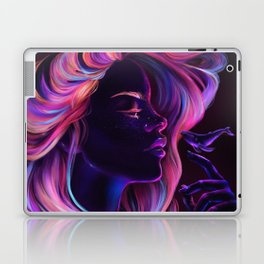 Blacklight Babe Laptop & iPad Skin