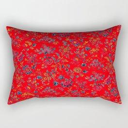 liberty red Rectangular Pillow