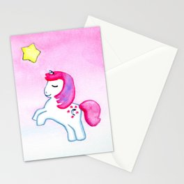 WISH UPON A STAR / MOON DANCER THE UNICORN / MY LITTLE PONY Stationery Cards