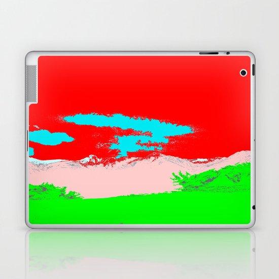 Ice Cream Mountain Laptop & iPad Skin