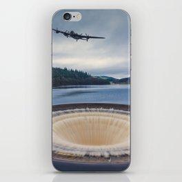 Dam Runner iPhone Skin
